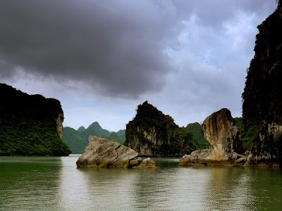 Paradise of Nature- Ha Long Bay, Vietnam