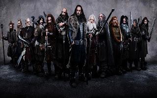 Dwarves Hobbit An Unexpected Journey HD Wallpaper