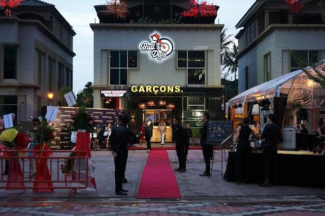 时尚邀约 | Garcons Prive 进军北海 Raja Uda 美发市场