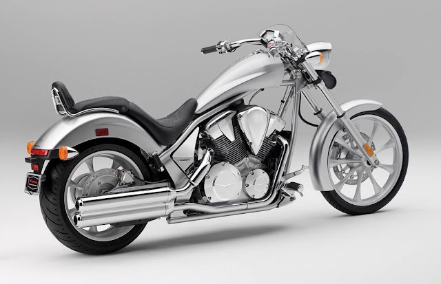 Honda Fury Motorcycle