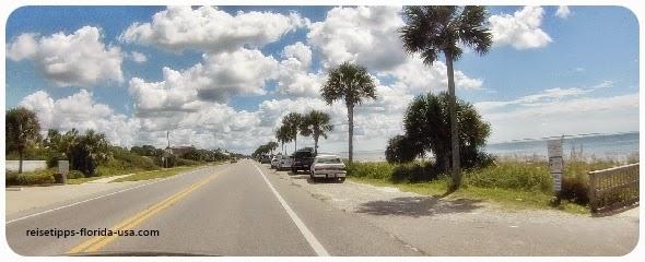 ausflug sehenswürdig Straße empfehlung florida free tipp Auto