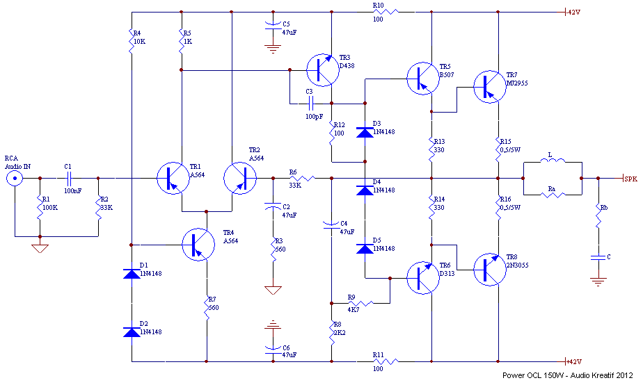 Power Ocl 500 Watt Pada Power Ocl 150 Watt