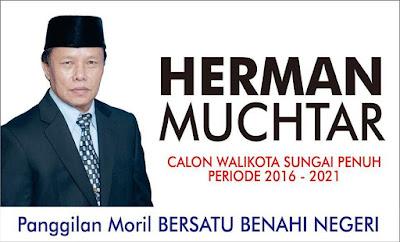 Sesepuh HKK dan Pemangku Adat Rawang Beri Sinyal Kemenangan Herman Muchtar