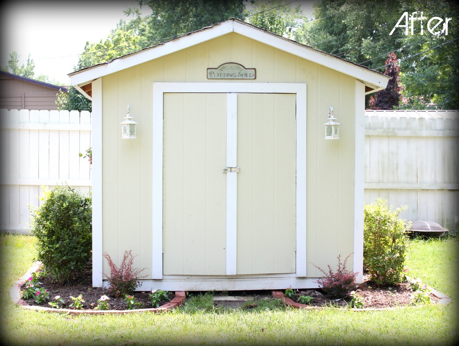 Extreme makeover shed addition love of family home Shed addition