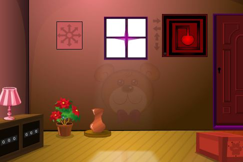 TheEscapeGames Teddy Bear…