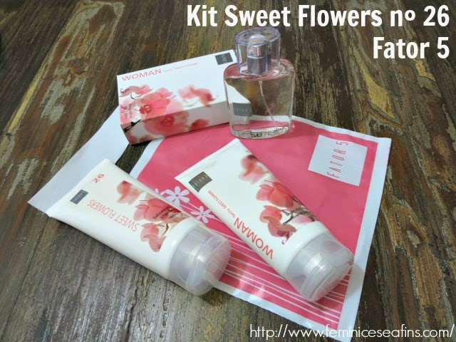 Kit Sweet Flowers nº 26