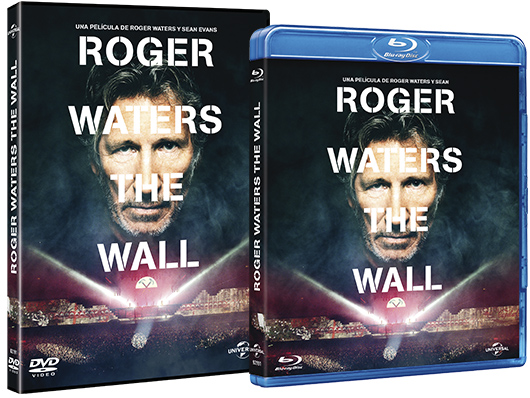 A la venta en DVD y Blu-ray 'Roger Waters The Wall'