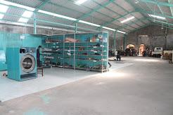 Produksi mesin laundry