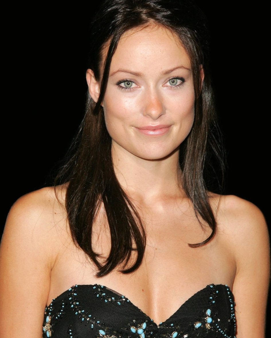 Cum On Her Face!: Olivia Wilde Is Happy To Have Her Face