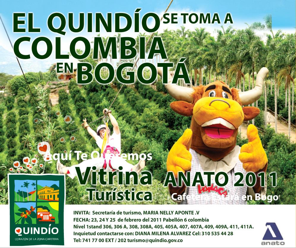 Vitrina Turistica Anato 2011 on Tarjeta Joven Vive Colombia