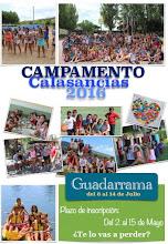 Campamento Calasancias