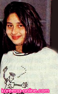 jennifer aniston kareena kapoor childhood pictures