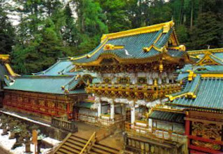 Shrines And Temples of Nikko, Japan (Best Honeymoon Destinations In Asia) 4