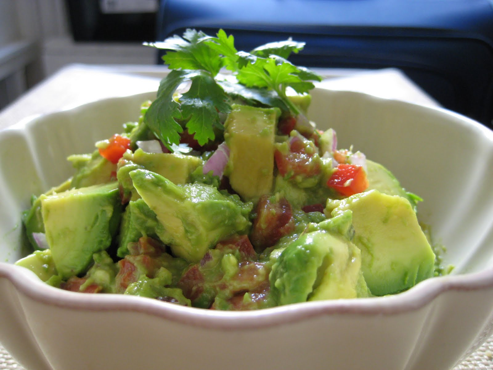 California Guacamole Recipe