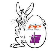 La íncreible historia del Conejo de Pascua conejo popular
