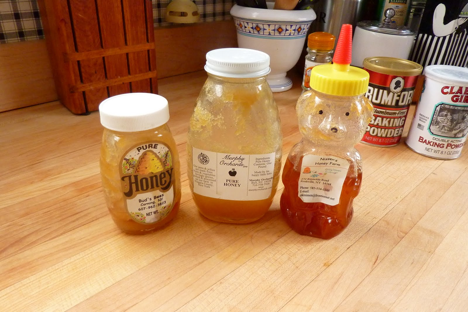 Feast Everyday: Honey Buns