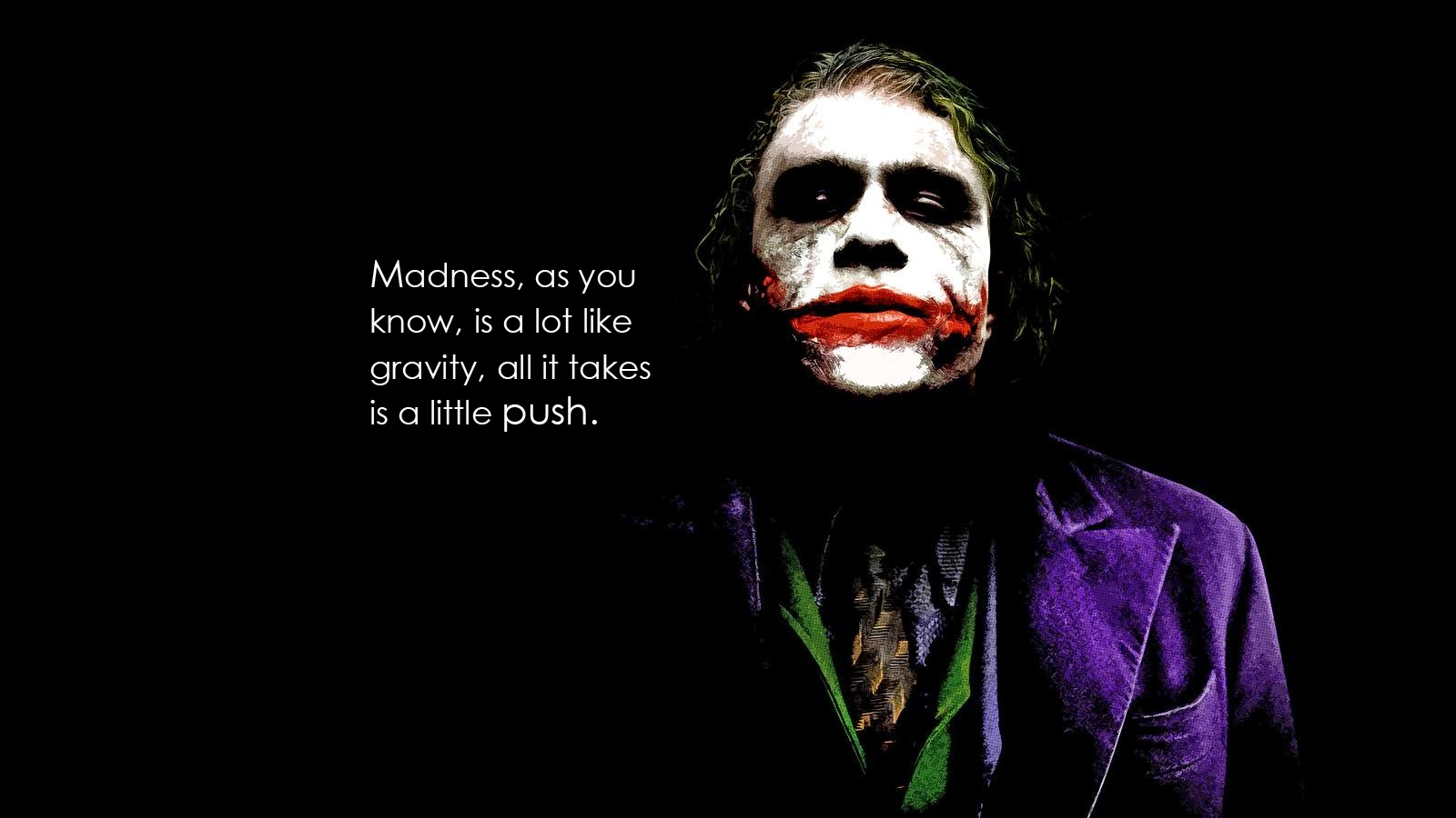 hd wallpaper blog joker why so serious