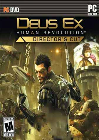 Deus Ex Human Revolution Directors Cut Download for PC
