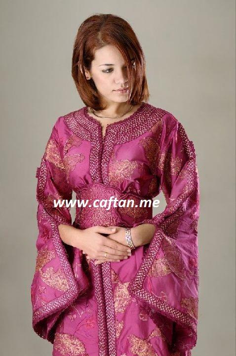 caftan violet clair: 200 185   Caftan Elegance 2020