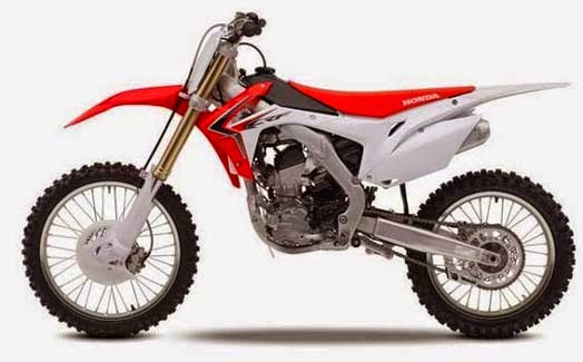 2015 Honda CRF250R Specifications and Price - All About