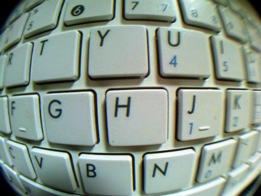 Foto Keren 3 Dengan Lensa Fisheye Clip