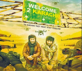 full cast and crew of bollywood movie Welcome to Karachi! wiki, story, poster, trailer ft Arshad Warsi, Jackky Bhagnani