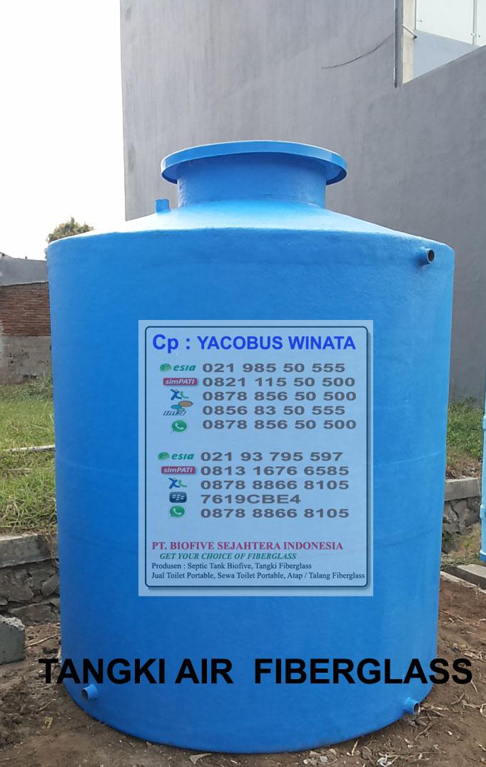 Tangki Air Silinder Biofive