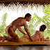 Sunny Leone Simi Nude in Yellow Saree - Jism 2