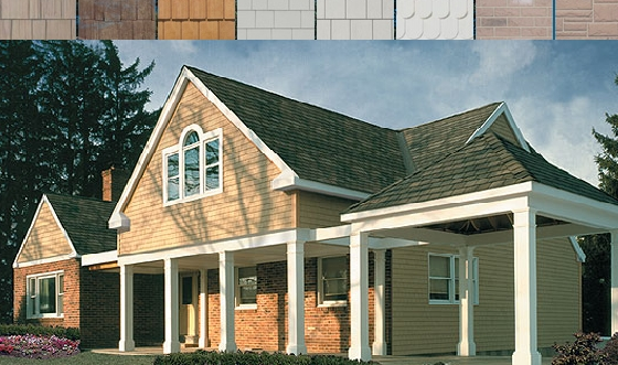 Brick Design Vinyl Siding5