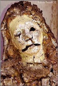 Una Virgen de madera