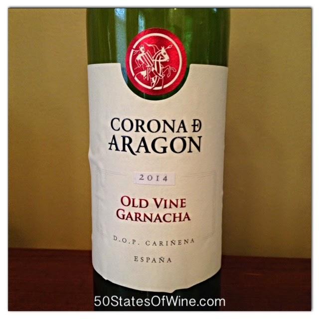 WineStudio: Grandes Vinos y Viñedos Corona D Aragon Old Vine Garnacha