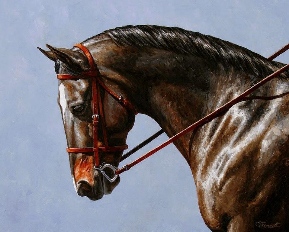 caballos-pinturas-realistas