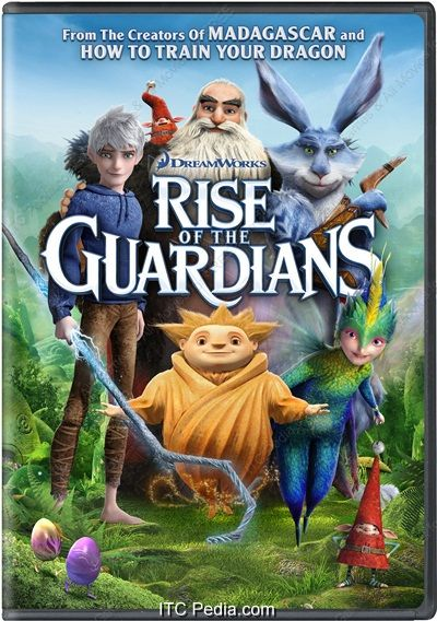 Rise of the Guardians 2012 DVDSCR V2 READNFO XViD AC3 BHRG
