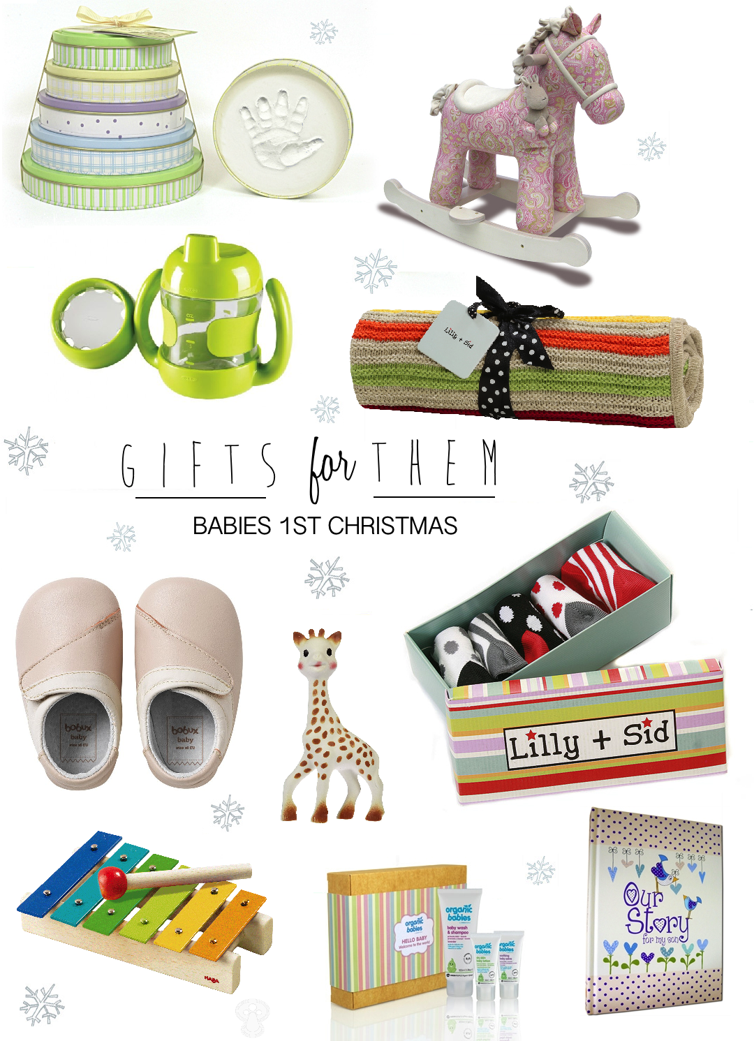 Christmas Gift Ideas For Newborn Baby : Christmas gift guide baby s st oh so amelia