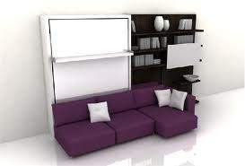 Modern Furniture With Folding Bed For Small Living Room