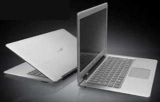 harga spesifikasi laptop paling tipis Ultrabook Acer Aspire S3