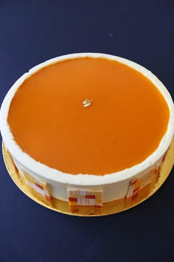 Gourmet Baking Exotic Orange Cake