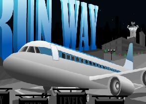 Karadaki uçak