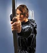 Ontem Katniss Everdeen, a personagem principal da trilogia de Jogos Vorazes, .
