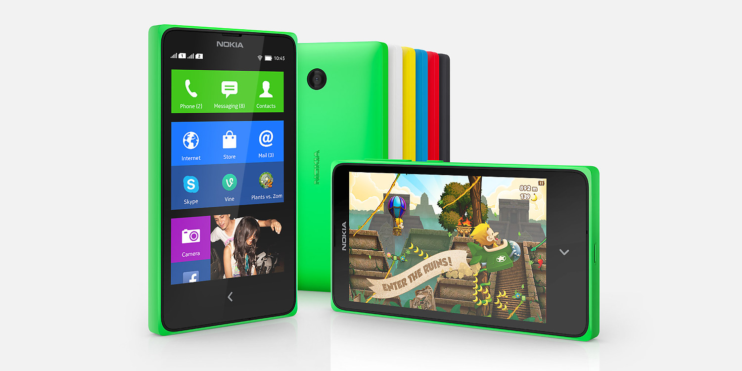 Android Nokia X, X+ And XL Full Phone Specifications ...