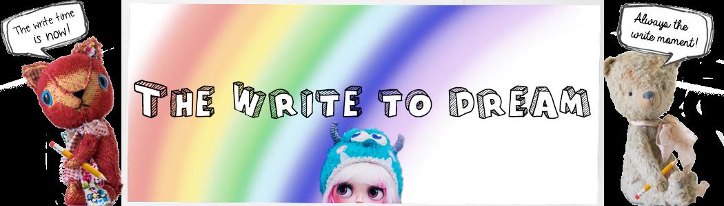 The Write to Dream