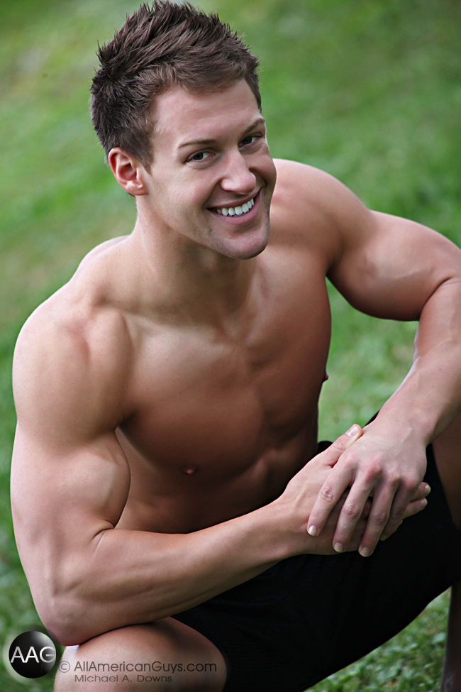 Picture About Male Model Sportive Activities and Passions Kyle H 19 Years Old