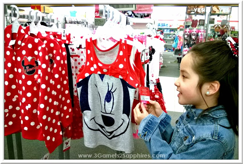 Shopping the new Kohl's Disney Jumping Beans #MagicAtPlay Mickey & Minnie Mouse Americana Collection