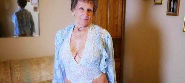 ΜΠΛΙΑΧ: Αυτή η 80χρονη λέει ότι έχει κάνει σεξ με πάνω από 1.000 άνδρες!!! [ΦΩΤΟ]
