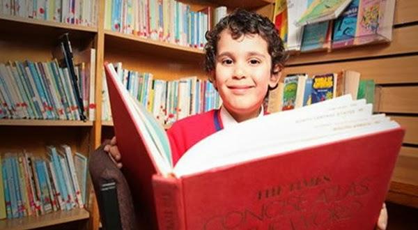 IQ Anak 4 Tahun Ini Sebanding Dengan Albert Einstein