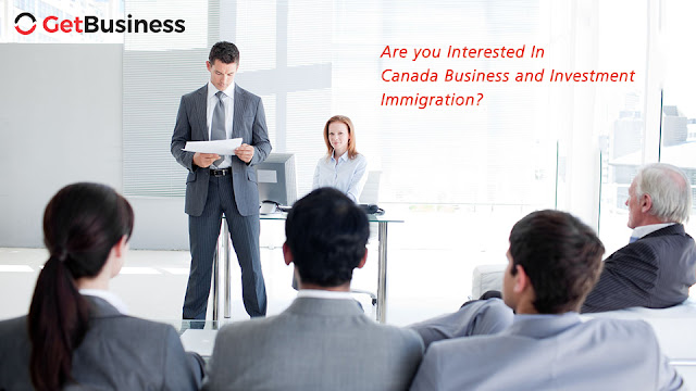 Canadian business