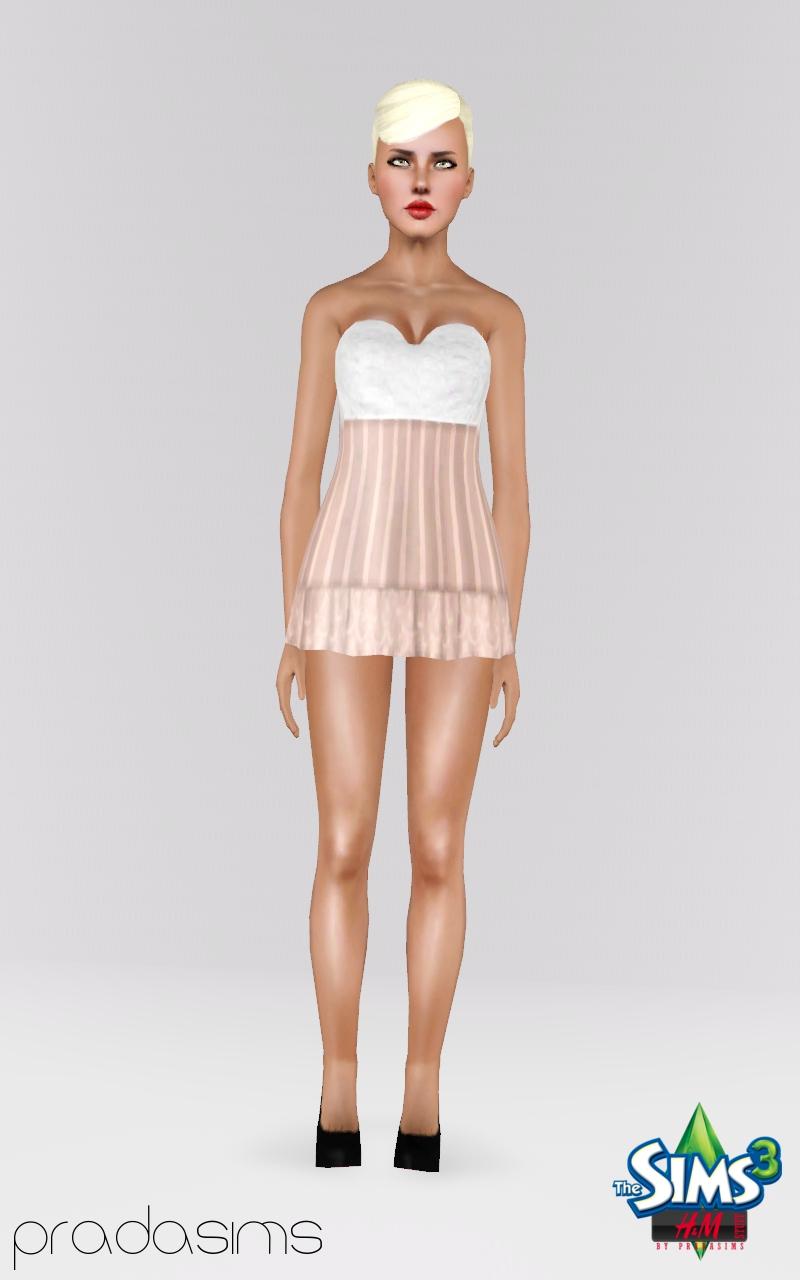 Female Clothing | The Sims 3 H&M Stuff by Pradasims