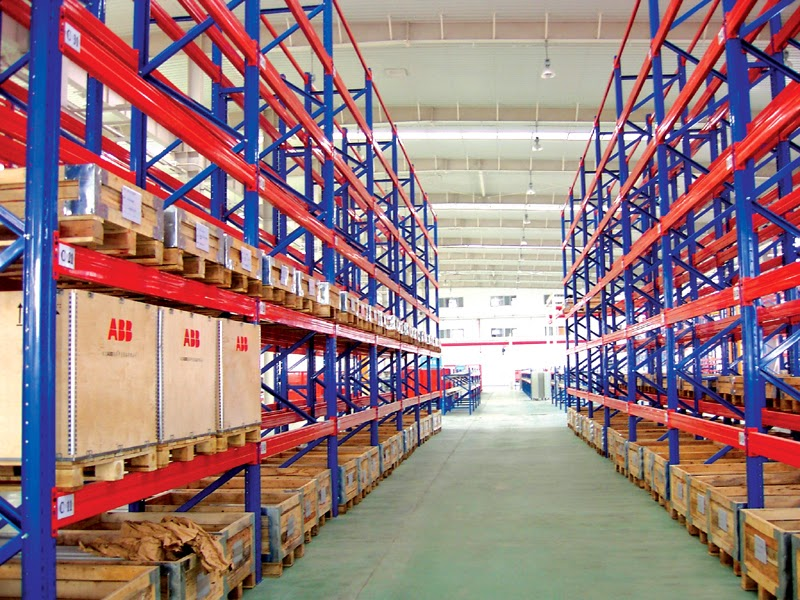 Shelving Warehouse