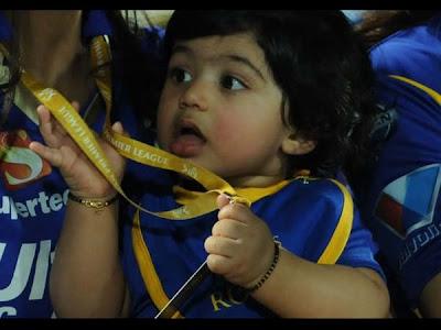 Cute Viaan Kundra Son Shilpa Shetty and Raj Kundra