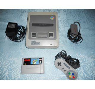 Super Nintendo (SNES):